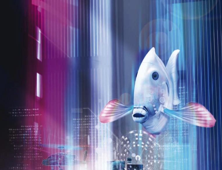 A mechanical fish
